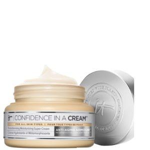 7/$20  IT Cosmetics, Confidence Cream Moisturizer